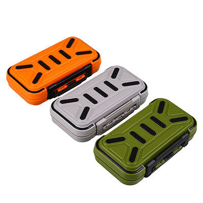 Portable Plastic Tackle Tool Fishing Box Storage Accessories For Hooks Lure