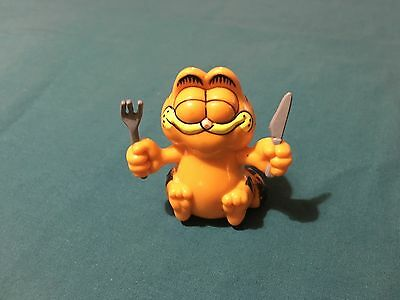 Vintage United Features Garfield PVC Figure