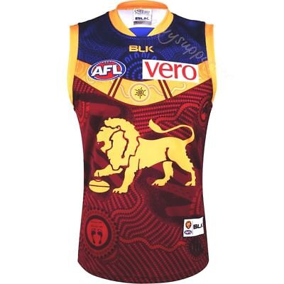 Brisbane Lions 2016 Indigenous Guernsey Adults and Kids Sizes Available Jumper
