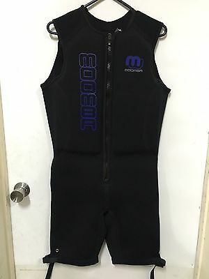 Moomba Barefoot Suit Water Ski Gear Size Large