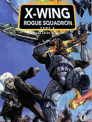 Bd Star Wars  X-Wingn Rogue Squadron Tome 2