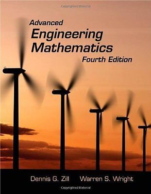 Used gd advanced engineering mathematics by dennis g zill advanced engineering mathematics by warren s wright and dennis g zill fandeluxe Gallery