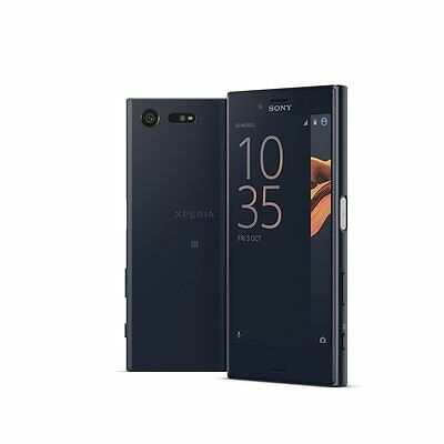 Sony Xperia X Compact schwarz Smartphone 4,6 Zoll HD 32GB 23MP XCompact Handy !!