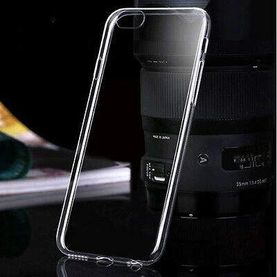 DELUX CLEAR TRANSPARENT HARD CASE FOR VARIOUS MOBILE PHONES iPHONE SAMSUNG Pro