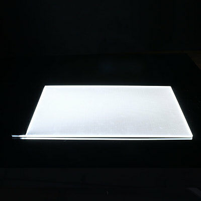 Professional LED Light Micro Tracing Tattoo Draw Pervious Drawing Pad Table Kits