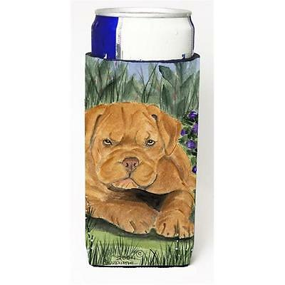 Carolines Treasures Dogue De Bordeaux Michelob Ultra s For Slim Cans 12 oz.