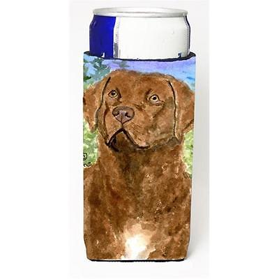 Chesapeake Bay Retriever Michelob Ultra s For Slim Cans 12 oz.