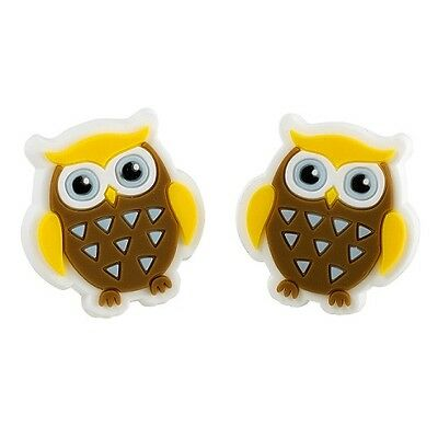 Brownie Owl Earings Brownie Uniform New