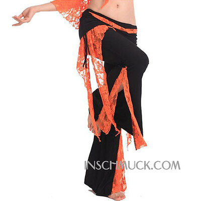 C91102 Costume De Danse Du Ventre Tribal Fusion Belly Pantalon