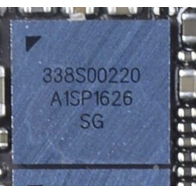 OEM iPhone 7 & 7 plus Audio Mic Microphone IC Small Chip U3402 U3502 338S00220