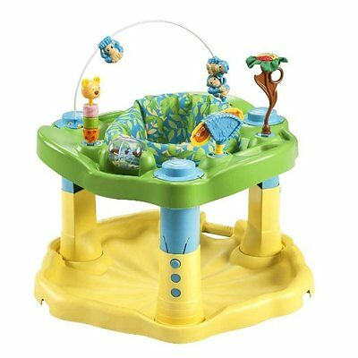 Exersaucer Bounce  Learn Baby Jumper Bouncing Activity Learning Center  New