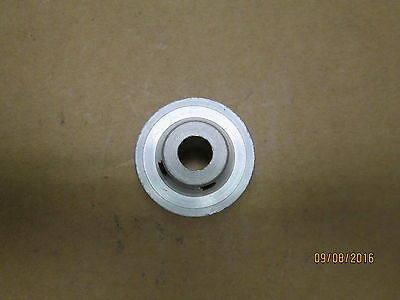 """New Other, 15Xl037 Aluminum Timing Pulley,  5/16""""bore, 2 Set Screws."""