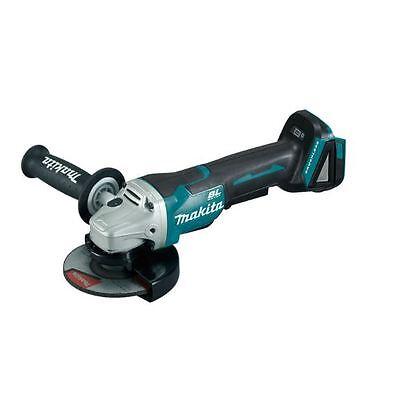 Makita LXT CORDLESS ANGLE GRINDER 18V Skin Electric Brake DGA508Z Japan Brand