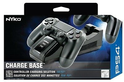 Nyko Charge Base  - PlayStation 4BRAND NEW