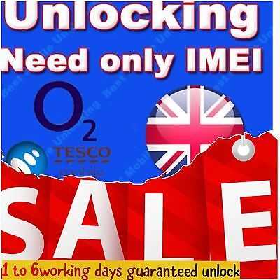 Direct With O2 Permanently Unlocking Service IPhone for 6S