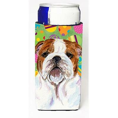 Bulldog English Easter Eggtravaganza Michelob Ultra bottle sleeves For Slim Cans