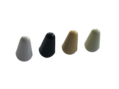 Stratocaster Switch Tip Fits CRL, OAK & Asian Switches Choose from Many Colours