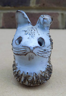 BRIGLIN STUDIO Pottery Mini Rabbit Figurine