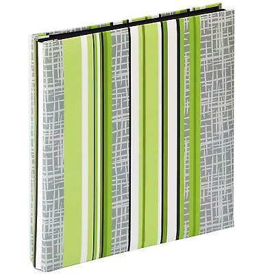Walther Sundry Green 6x4 Slip In Photo Album - 400 Photos