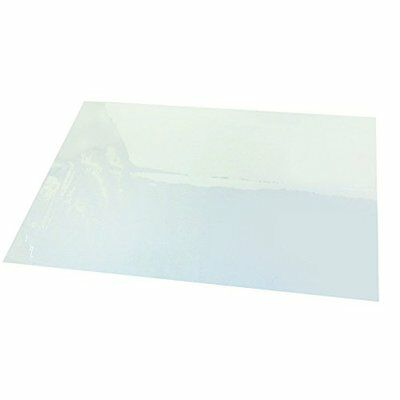 "Artistic 20"" x 36"" Second Sight II Plastic Desk Protector Film, Clear"