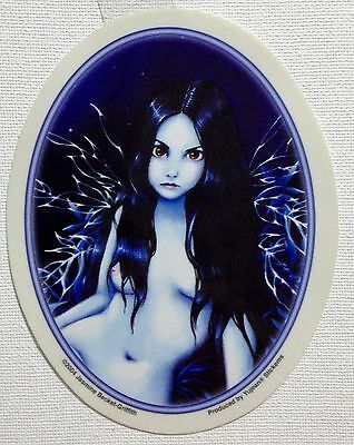 NEW Jasmine Becket-Griffith Fairy By Moonlight Sticker Decal