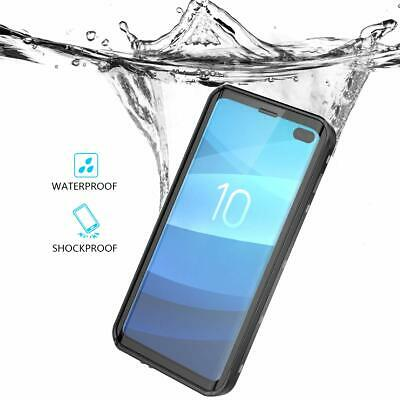 For Samsung Galaxy S7 edge Waterproof Snorproof Case Cover Shockproof Dirt Proof