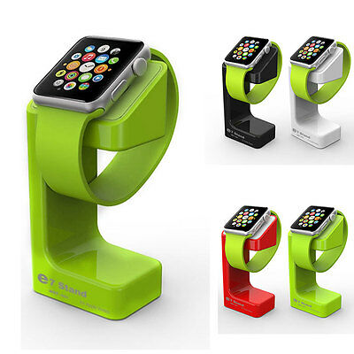 For Apple Watch Charging Dock Stand Holder Bracelet iWatch Accessories Kit