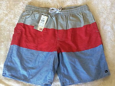 New With Tags $49.95 QUIKSILVER Board Shorts - Size: L