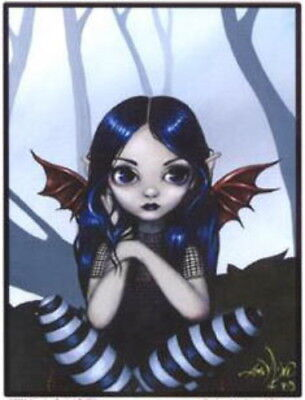 NEW Jasmine Becket-Griffith Lost But Not Worried Gothic Fairy Sticker Decal