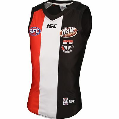 St Kilda Saints AFL Home Guernsey 'Select Size' S-7XL BNWT6