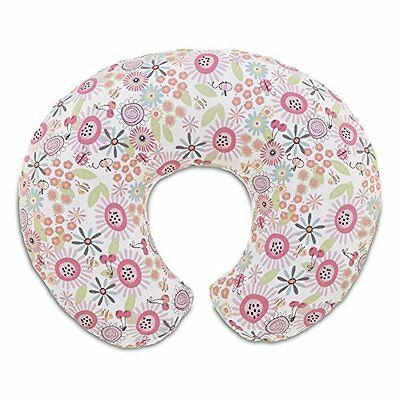 Chicco 08079904390000 Boppy Fodera Cuscino Allattamento, French Rose (q2J)