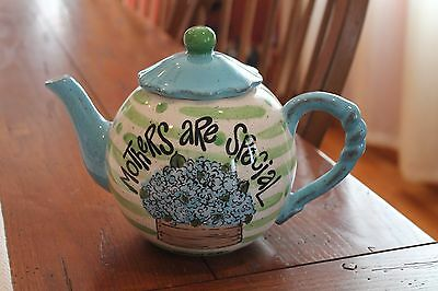 """Mother's Are Special"" Teapot"