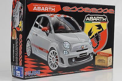 Fiat 500 Abarth Esseesse Kit Bausatz 1:24 FUJIMI ID-82