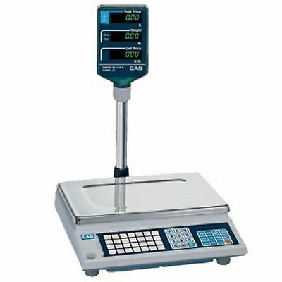 CAS Scale AP-1 Scale 30 lbs-2 year Warranty- Live Support
