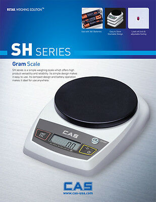 Gram Scale with adjustable footing, CAS, Warranty and Live Support