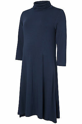 BNWT Mamalious Maternity Jersey knit Dress Size 8 - 16