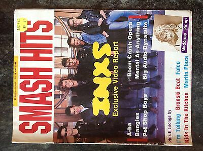 Smash Hits Magazine (Aust) June 1986