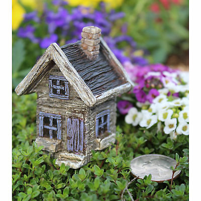 Miniature Dollhouse FAIRY GARDEN - Itty Bitty Shed - Accessories
