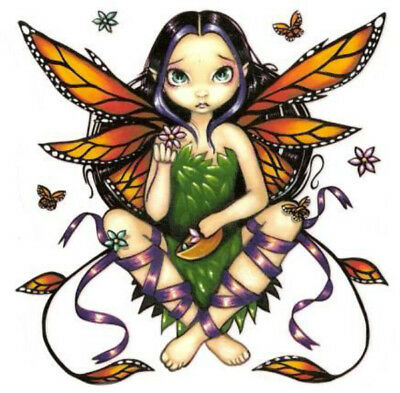 NEW Jasmine Becket-Griffith Fairy At Sunset Vinyl Car Sticker Decal