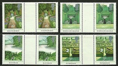 GREAT BRITAIN 1983 Very Fine MNH OG Pair Stamps Set Scott # 1027-1030 CV 4.90 $