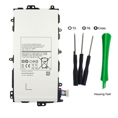 OEM Battery SP3770E1H For Samsung Galaxy Note 8 8.0 GT-N5100 N5120 Tab + Tools