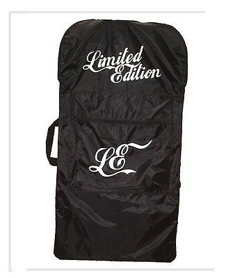 Limited Edition Basic Bodyboard Bag - Black