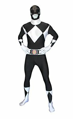 Morphsuits Costume Carnevale Morphsuit Ufficiale Power Ranger Nera (X5K)