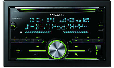 Pioneer FH-X785BT USB / Bluetooth 2-Din Stereo with FULL AUST PIONEER WARRANTY