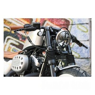 Caches Tubes De Fourche Harley Sportster Forty Eight  2010-2015