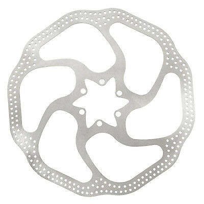"Avid HS1 Heat Shedding Bike Cycle 6"" Disc Brake Rotor 160mm 6 Bolts T25 BB5/BB7"