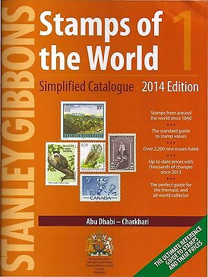 ==Stanley Gibbons 2014 Stamps All The World 6 Volumes Pdf File Only 9.99  ==