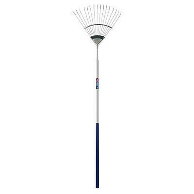 Spear & Jackson Select Stainless Lawn Rake Garden Grass Leaf Soil 3155El