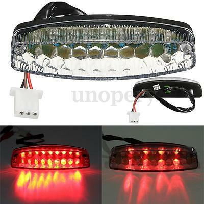 LED Faro Luz Freno Trasero For 50 70 110 125cc ATV Quad Kart TaoTao Moto Chinese
