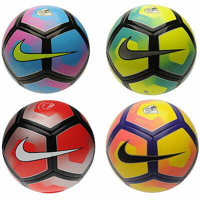 Nike 2016-2017 Pitch Premier League Football Size 5 New PL Professional Ball